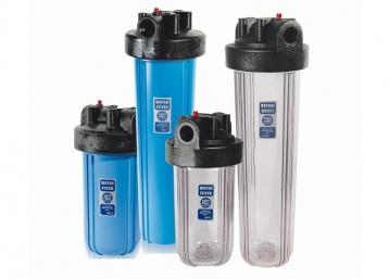 Предочистка воды в доме и квартире